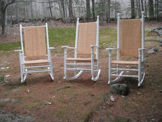 Porch Rocking Chairs, Porch Rockers, New England Porch Rockers